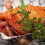 大壺 - 赤貝刺し