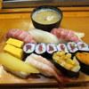 田舎鮨 - 料理写真:特上寿司(2400円)