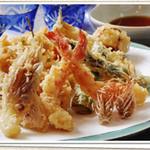 天里 - 「天里」の天ぷらをどうぞ!