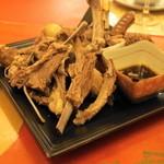 シリンゴル - 2013.3 チャンサンマハ(1,575円)骨付き羊肉塩茹で