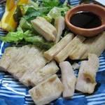 ひさご - 白肉塩焼