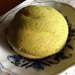 ラ・クルート・ドール - 米粉を使った抹茶パン