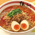匠 - 料理写真:担担麺 + 半熟味玉子