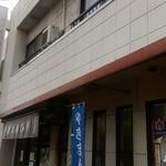 田中屋本店 - 入口