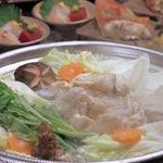 絹空 - 鍋が付いた飲み放題のコースなど各種ご用意しております。