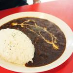カフェトリコ - 和牛すね肉のカレー