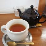 カフェトリコ - ポット出し紅茶