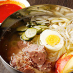 手作りホルモン焼 ぶたさま - 盛岡冷麺 麺・スープまで全て手作り