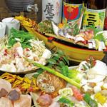 櫻舞 - 料理写真:各種宴会コースをご用意しております♪