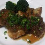 チェリージャム - 大山鶏のオーブン焼 和風ソース