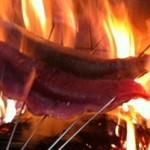 高瀬 - 高知産カツオを藁で焼いた、塩タタキ皆様にご好評頂いております。