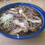 18033050 - 冷たい肉そば(特盛)