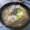 焼肉 門 - 料理写真:しっぽ汁最高!