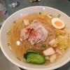 Gansoheijoureimenya - 料理写真:冷麺(中)