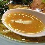 おーくら家 - らーめん、スープ