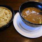 江戸YA - 鶏ごぼう味噌つけ麺(限定)