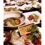 旬鮮吟味 唐八 - 旬の料理が色々楽しめるおまかせコース。