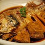 旬鮮吟味 唐八 - 旬の魚の煮付け