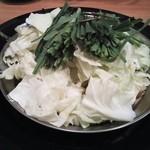 五臓六腑 - もつ鍋