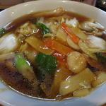 菜道楽 - 広東麺