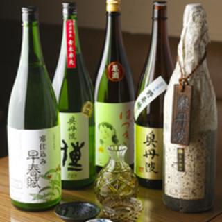 山名酒造、加茂福酒造など知られざる銘酒をおとどけします。