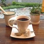 カフェ ジンタ - ブレンドコーヒー