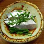 寿司ろばた 八條 - 太刀魚は肉厚で歯ごたえ十分