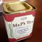 コネクションズ   - M&P's TEAの紅茶