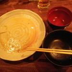 金魚鉢 - ごちそうさまでした