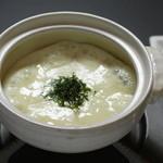 嬉野名物 温泉湯豆腐