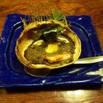 18048625 - かに味噌甲羅焼き