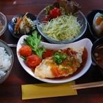 カフェTomato - お魚ランチ¥720