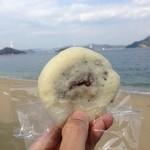 リリオのパン - リリオのパン 酒まんじゅう(5個入り) ¥400円