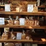リリオのパン - リリオのパン 店内