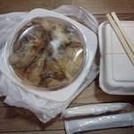 チキンマン - チキンとポテト