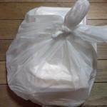 チキンマン - 手ごたえずっしりの袋