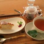 鐵屋+cafe - 有機出雲紅茶