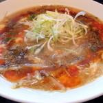拉麺勇気 - 激辛酸辣湯麺(900円)