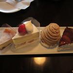 タイズ - ケーキ達♪