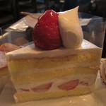 タイズ - 苺のショートケーキ