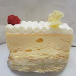 ジャンヌ・トロワ - チーズケーキ