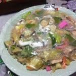 18054727 - 皿うどん(太麺)
