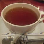 我家我屋 - ランチセットの紅茶♪