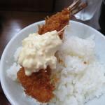 洋食の朝日 - 洋食は日本食