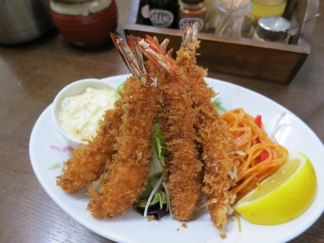 洋食の朝日>