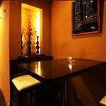 マ・シェリ  - テーブル席もご用意。ご接待や記念日・誕生日にも。
