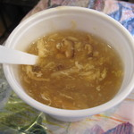 18058926 - 「ふかひれスープ」
