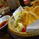 鳥恵 - キス天590円