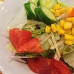 18059326 - ランチ:サラダ食べ放題