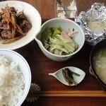 つばめ軽食店 - 料理写真:ある週のけんこうごはん ¥850